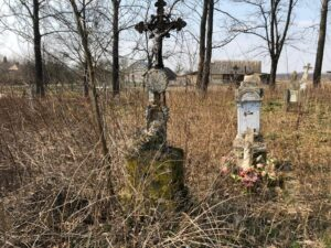 cmentarz w Tadaniach